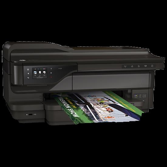 HP Officejet 7612 Wide Format e-All-in-One tintasugaras színes nyomtató