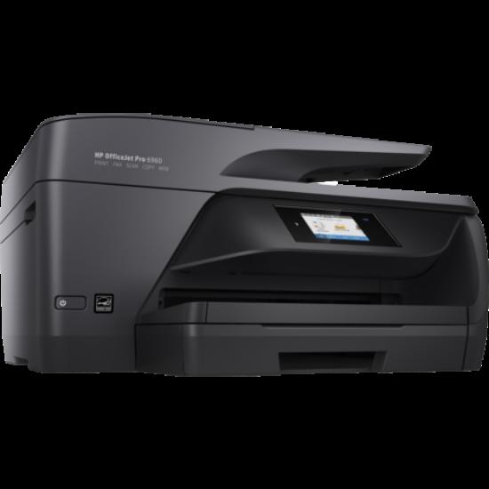 HP OfficeJet Pro 6960 All-in-One tintasugaras színes nyomtató