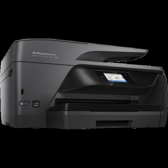 HP OfficeJet Pro 6970 All-in-One tintasugaras színes nyomtató