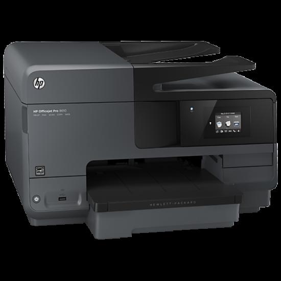 HP Officejet Pro 8610 e-All-in-One tintasugaras színes nyomtató