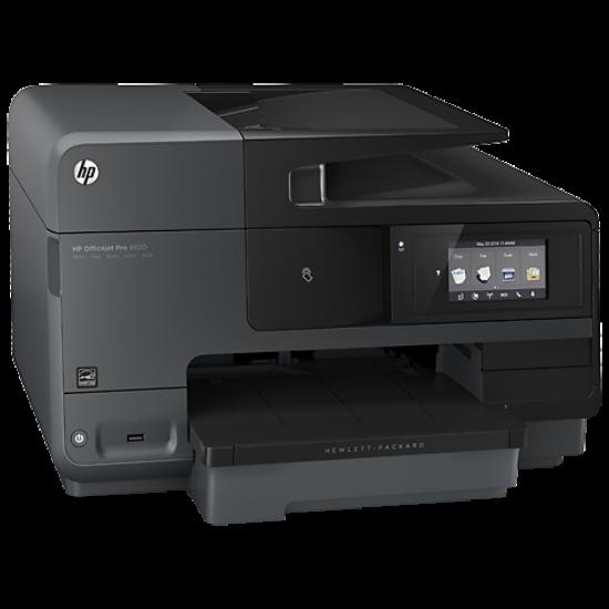HP Officejet Pro 8620 e-All-in-One tintasugaras színes nyomtató