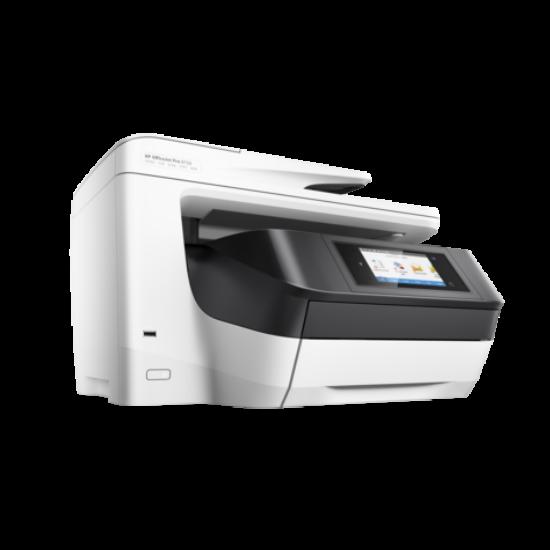 HP OfficeJet Pro 8730 All-in-One tintasugaras színes nyomtató