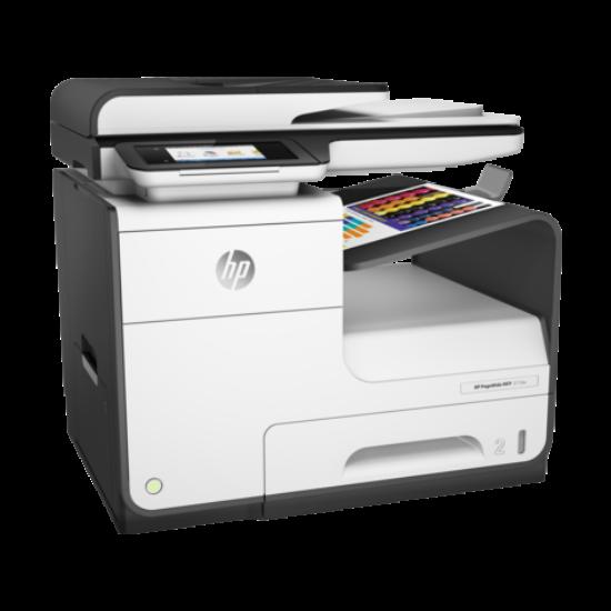 HP PageWide 377dw többfunkciós tintasugaras színes nyomtató