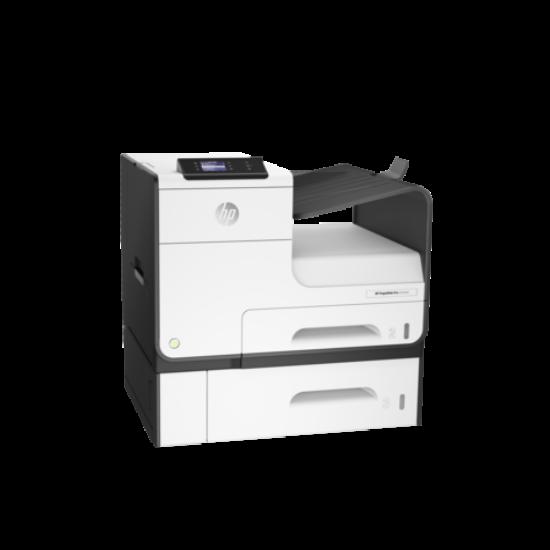 HP PageWide Pro 452dwt tintasugaras színes nyomtató és tálca