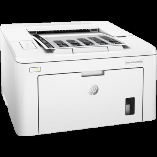 HP LaserJet Pro M203dn mono lézernyomtató