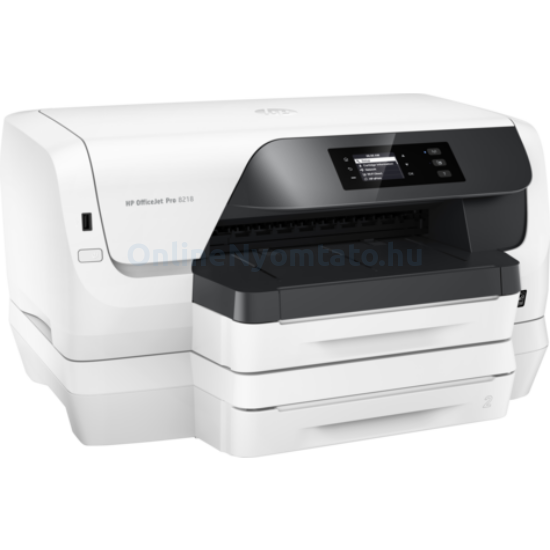 HP OfficeJet Pro 8218 tintasugaras színes nyomtató