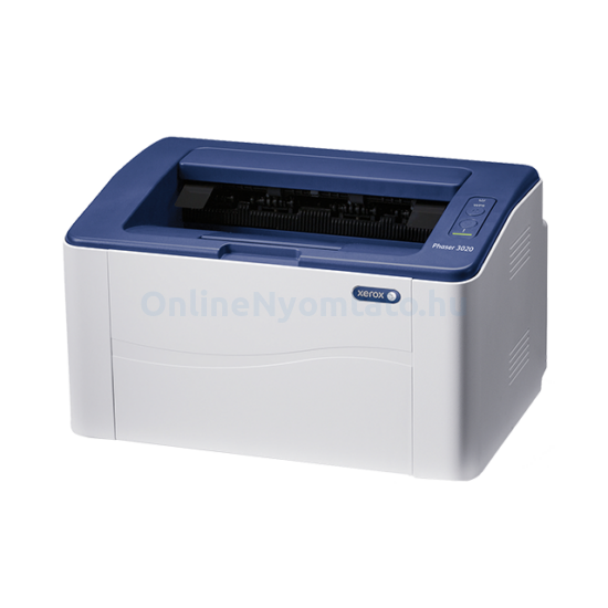 Xerox Phaser 3020V_bi mono lézernyomtató
