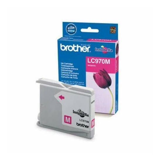 Brother LC970 magenta eredeti tintapatron
