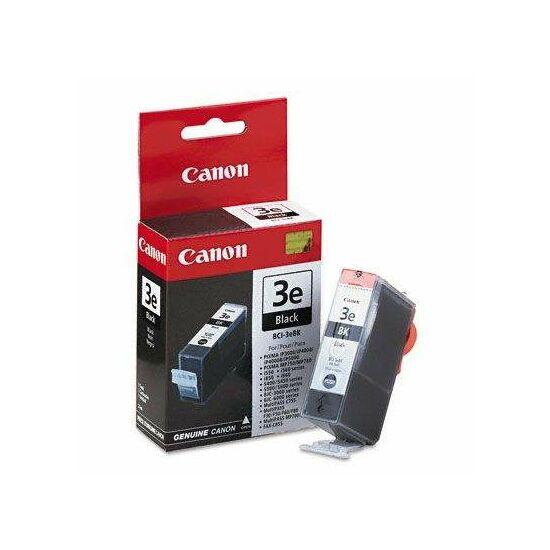 Canon BCI-3e fekete eredeti tintapatron