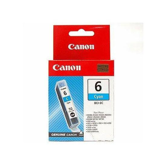Canon BCI-6 kék eredeti tintapatron