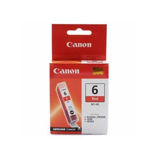 Canon BCI-6 piros eredeti tintapatron