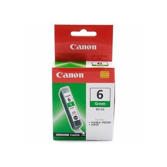 Canon BCI-6 zöld eredeti tintapatron