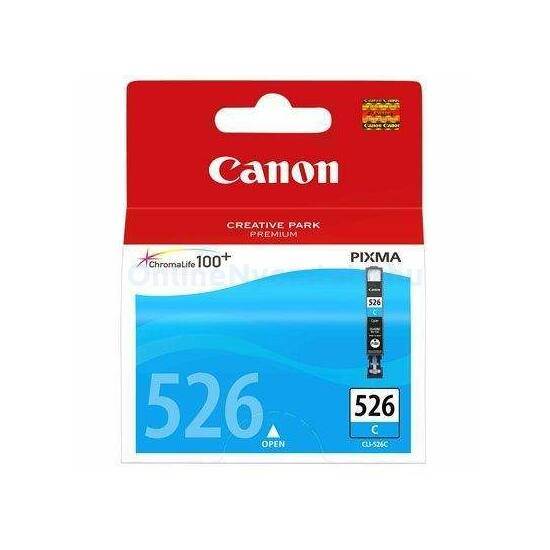 Canon CLI-526 kék eredeti tintapatron