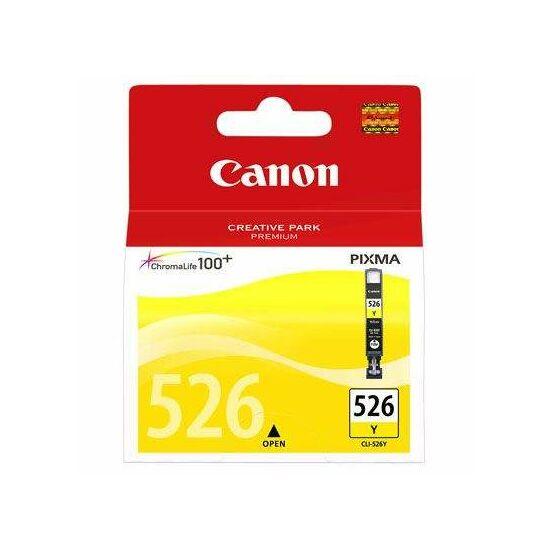 Canon CLI-526 sárga eredeti tintapatron