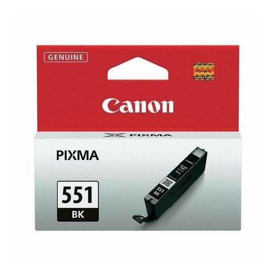 Canon CLI-551 fekete eredeti tintapatron