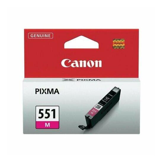 Canon CLI-551 magenta eredeti tintapatron