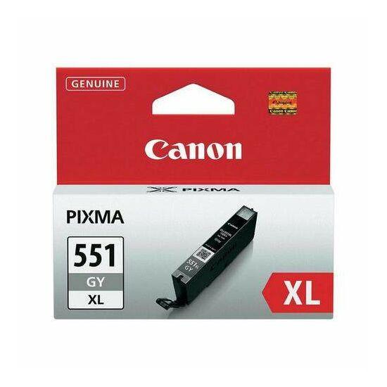 Canon CLI-551XL szürke eredeti tintapatron