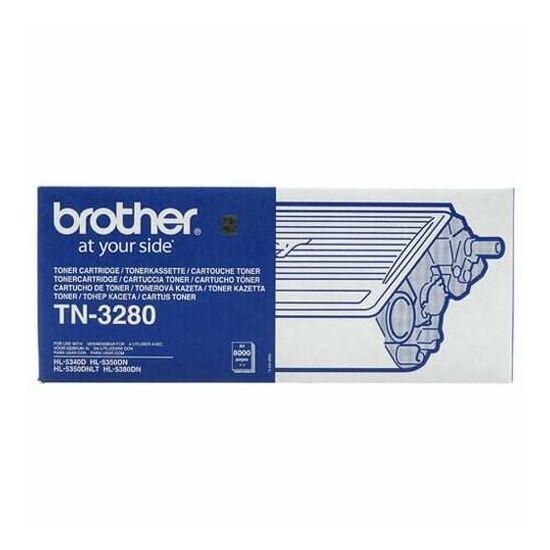Brother TN-3280 fekete eredeti toner
