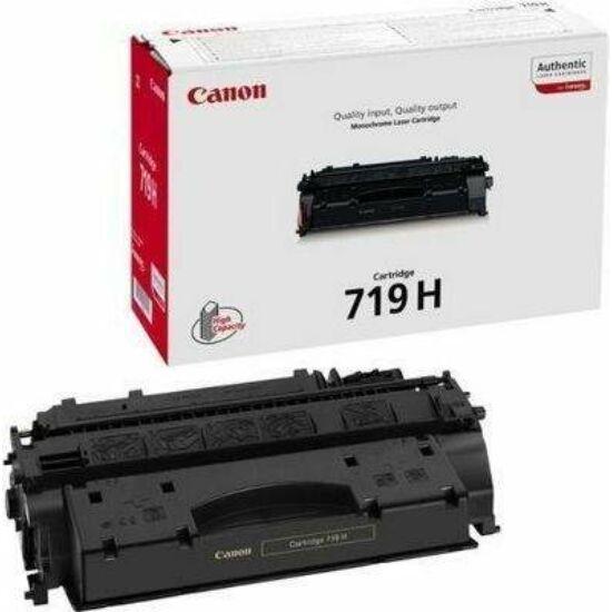 Canon CRG-719H fekete eredeti toner