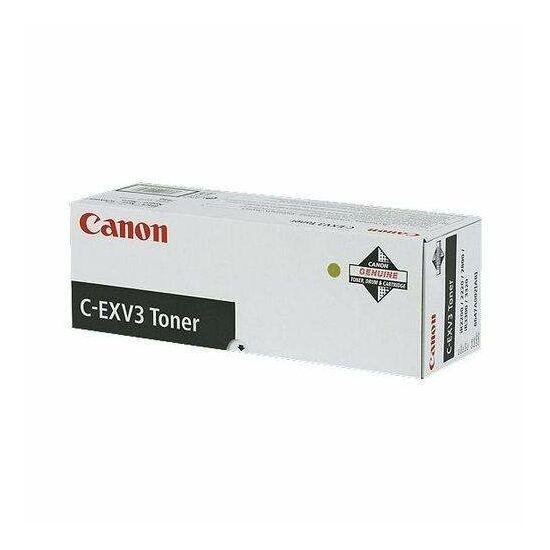 Canon C-EXV3 fekete eredeti toner