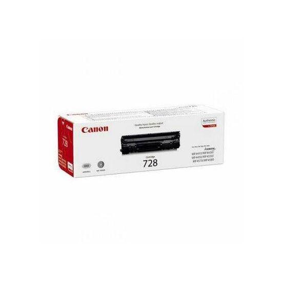 Canon CRG-728 fekete eredeti toner