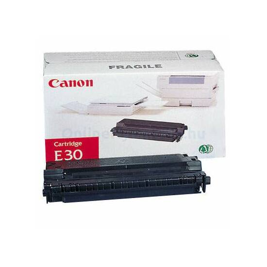 Canon E30 fekete eredeti toner