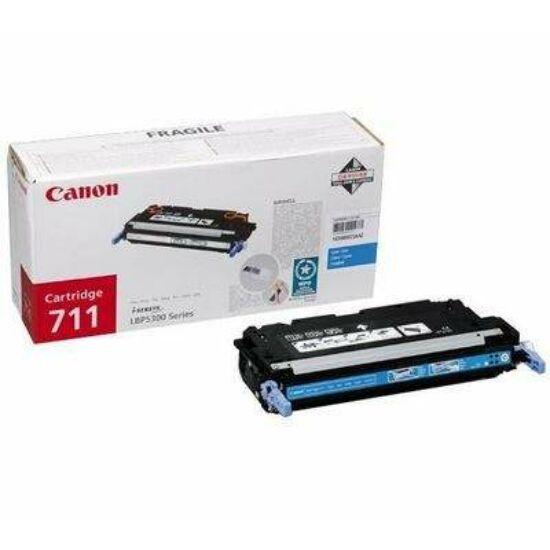Canon CRG-711 kék eredeti toner