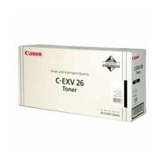 Canon IRC1021i fekete eredeti toner (CEXV26BK)