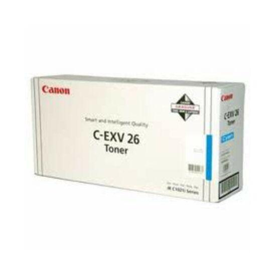Canon IRC1021i kék eredeti toner (CEXV26C)