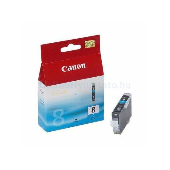 Canon CLI-8 kék eredeti tintapatron
