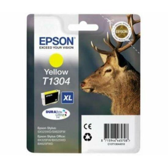 Epson T1304 sárga eredeti tintapatron
