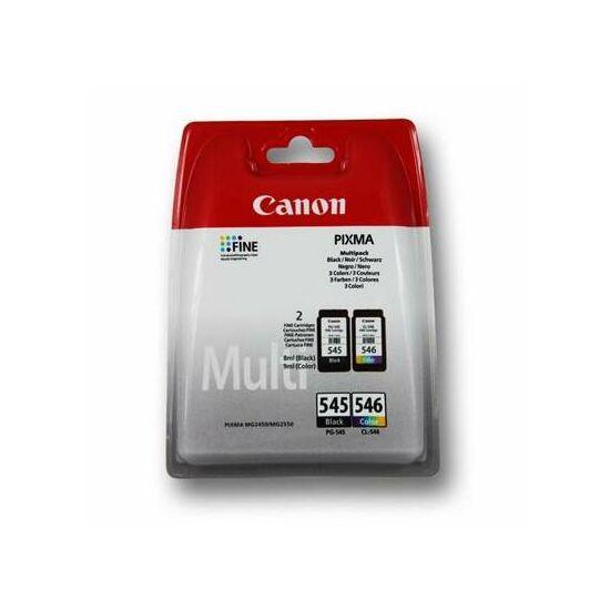 Canon PG-545+CL-546 eredeti tintapatron csomag