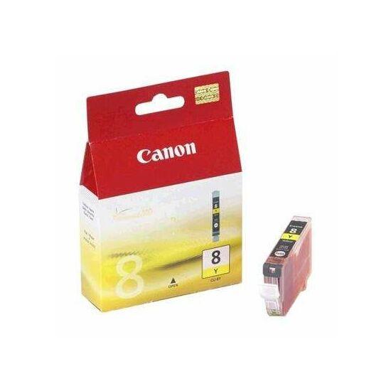 Canon CLI-8 sárga eredeti tintapatron