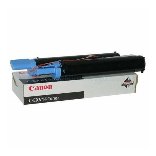 Canon C-EXV14 fekete eredeti toner