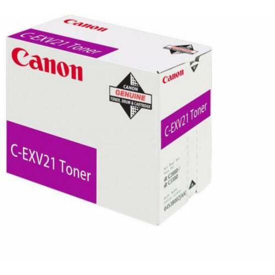 Canon C-EXV21 magenta eredeti toner