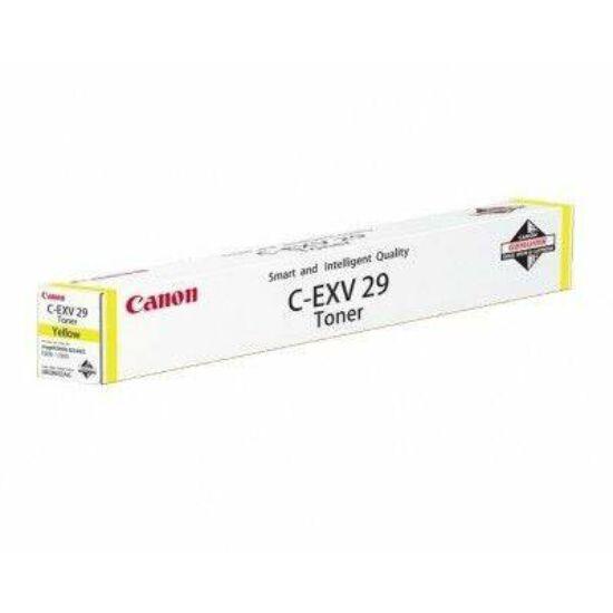 Canon C-EXV29 sárga eredeti toner