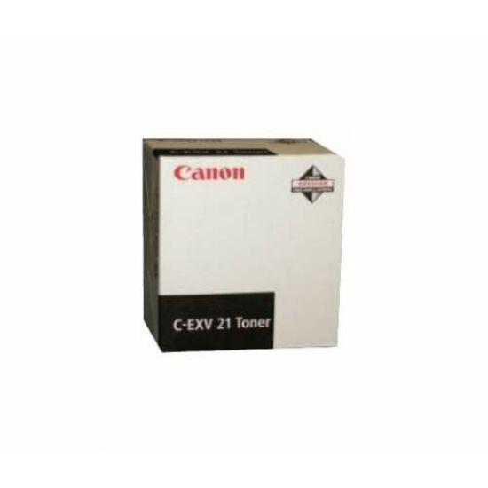 Canon C-EXV21 fekete eredeti toner