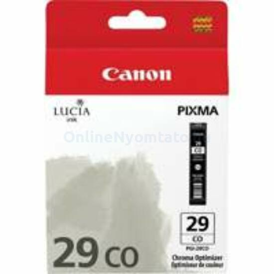Canon PGI-29CO chrome eredeti tintapatron
