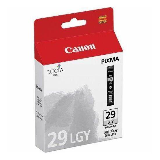 Canon PGI-29GL világos szürke eredeti tintapatron