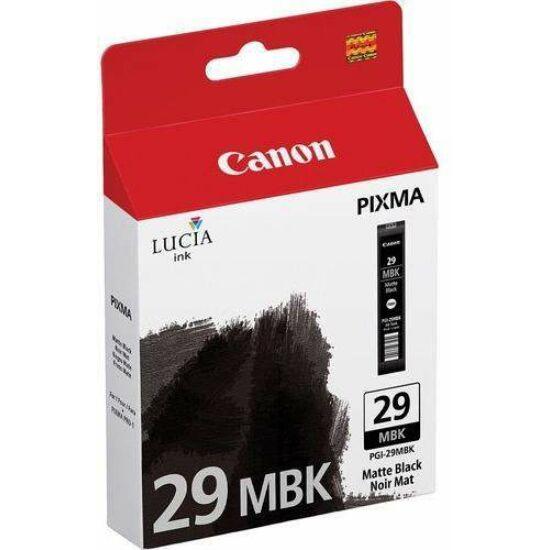Canon PGI-29MBK matt fekete eredeti tintapatron