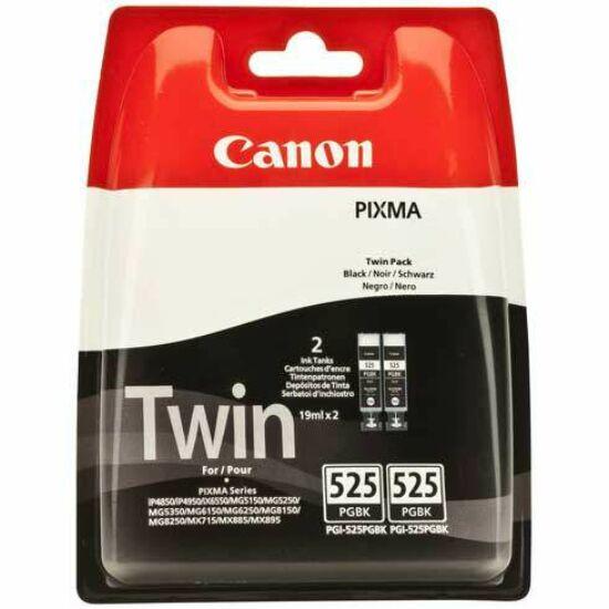 Canon PGI-525BK fekete eredeti tintapatron duplacsomag