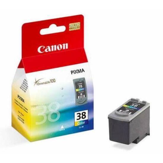 Canon CL-38 színes eredeti tintapatron