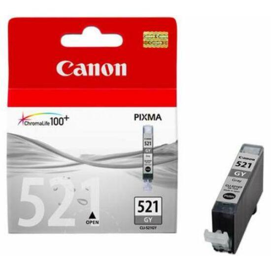 Canon CLI-521 szürke eredeti tintapatron