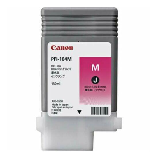 Canon PFI-104M magenta eredeti tintapatron
