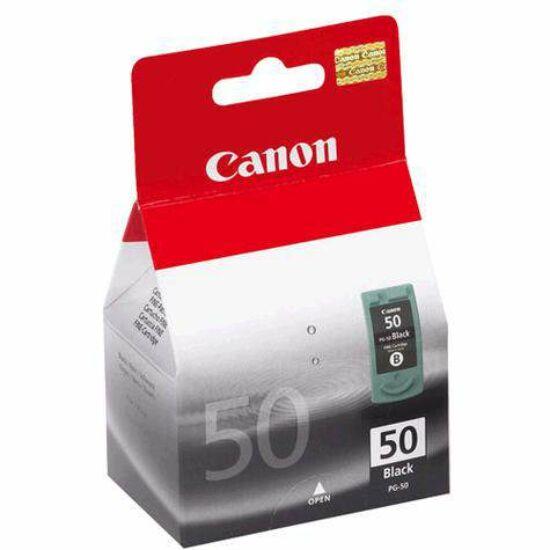 Canon PG-50 fekete eredeti tintapatron