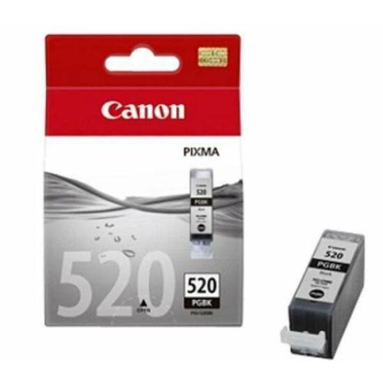 Canon PGI-520BK fekete eredeti tintapatron