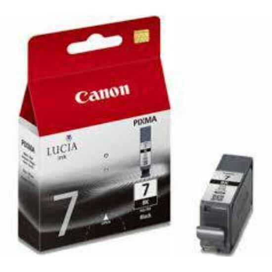 Canon PGI-7BK fekete eredeti tintapatron