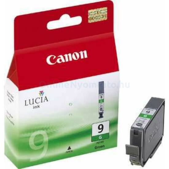 Canon PGI-9G zöld eredeti tintapatron