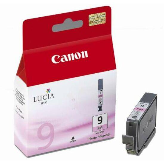 Canon PGI-9PM fotó magenta eredeti tintapatron