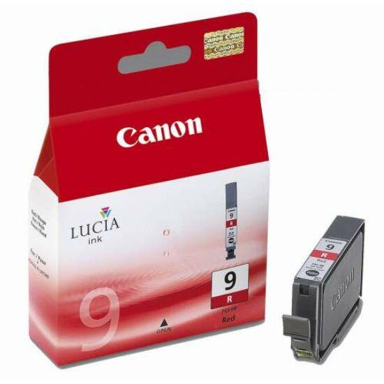 Canon PGI-9R piros eredeti tintapatron